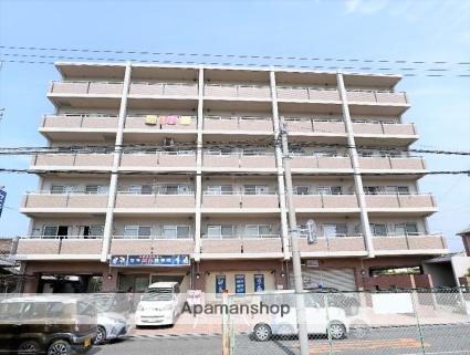 大阪府泉南市、岡田浦駅徒歩25分の築22年 6階建の賃貸マンション