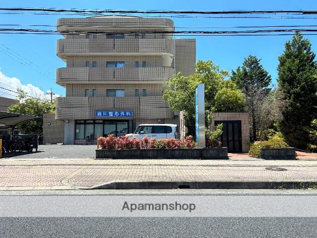 大阪府貝塚市、貝塚駅徒歩10分の築15年 4階建の賃貸マンション