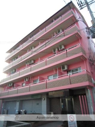 大阪府貝塚市、東貝塚駅徒歩1分の築20年 5階建の賃貸マンション