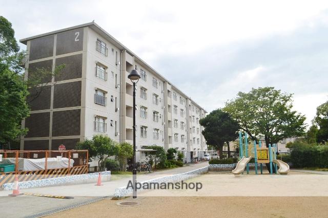 大阪府泉佐野市、井原里駅徒歩14分の築38年 5階建の賃貸マンション
