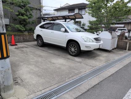 セジュールTanigami[1K/22.76m2]の駐車場