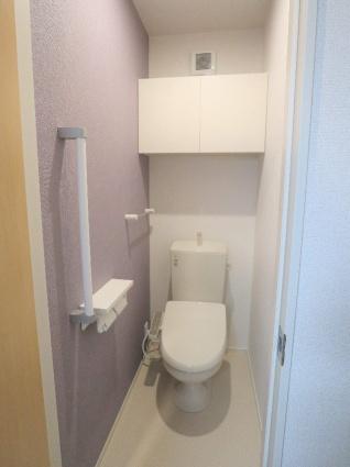 グラン シーズン[1K/26.72m2]のトイレ