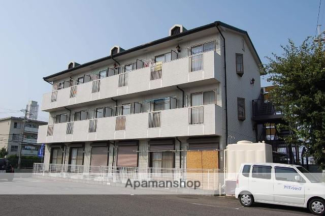大阪府泉佐野市、熊取駅徒歩24分の築24年 3階建の賃貸マンション