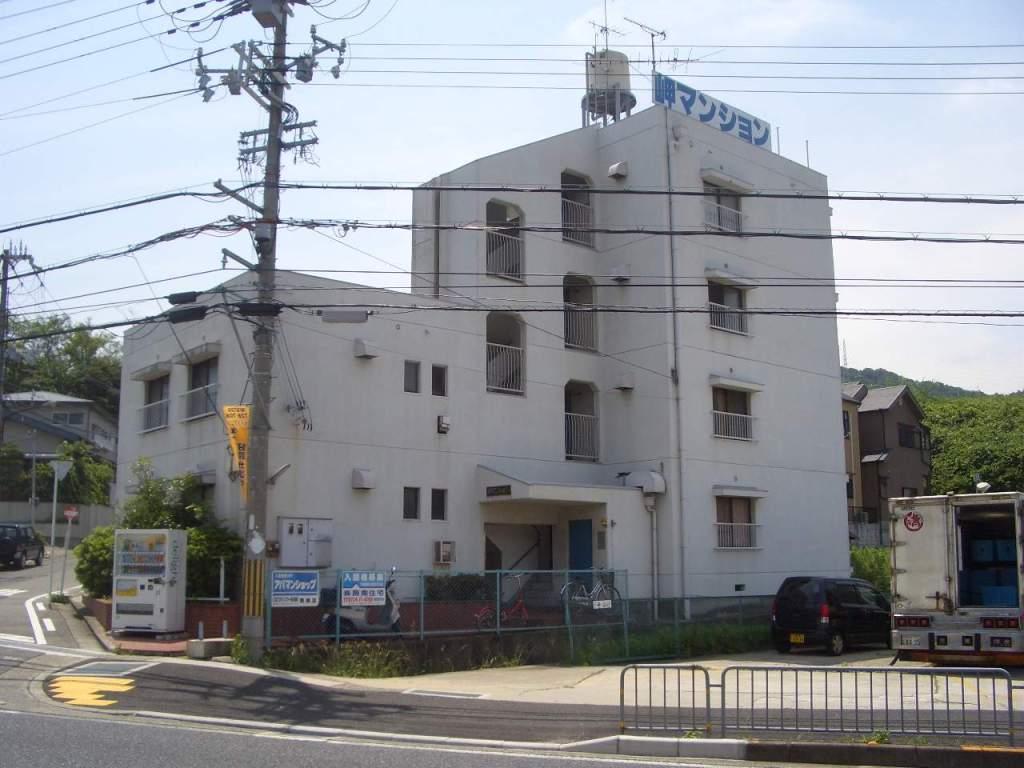 大阪府泉南郡岬町、淡輪駅徒歩29分の築35年 4階建の賃貸マンション