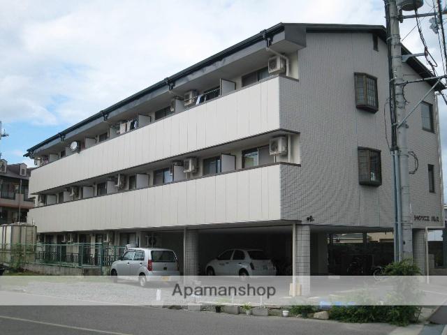 大阪府泉佐野市、井原里駅徒歩22分の築21年 3階建の賃貸マンション