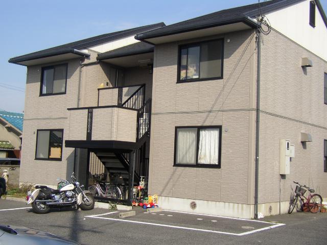 大阪府泉南郡岬町、淡輪駅徒歩7分の築16年 2階建の賃貸アパート