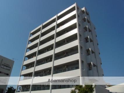 大阪府阪南市、尾崎駅徒歩2分の築21年 8階建の賃貸マンション