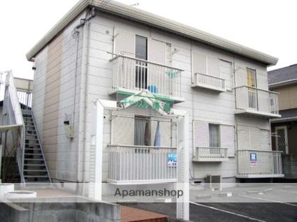 大阪府阪南市、尾崎駅徒歩30分の築25年 2階建の賃貸アパート