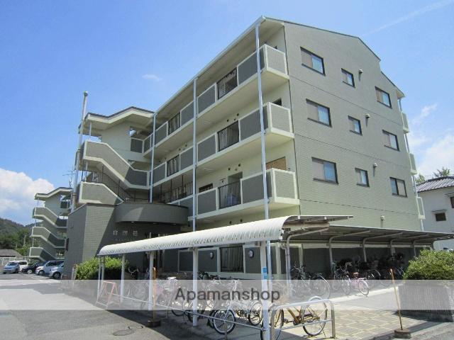 大阪府阪南市、和泉鳥取駅徒歩6分の築20年 4階建の賃貸マンション