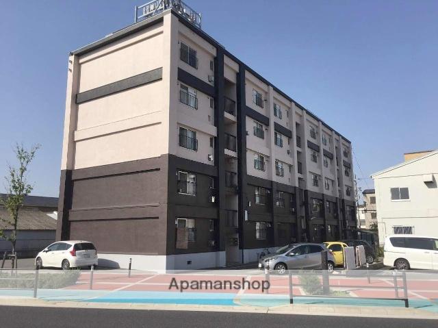 大阪府泉大津市、信太山駅徒歩21分の築41年 5階建の賃貸マンション