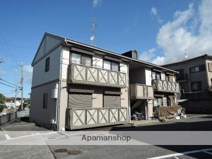 大阪府岸和田市、久米田駅徒歩26分の築23年 2階建の賃貸アパート