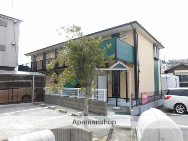 大阪府和泉市、和泉中央駅徒歩15分の築20年 2階建の賃貸アパート