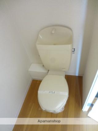 グレースとよなか[1K/20.28m2]のトイレ
