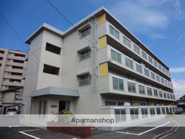 大阪府高石市、北信太駅徒歩18分の築35年 4階建の賃貸マンション