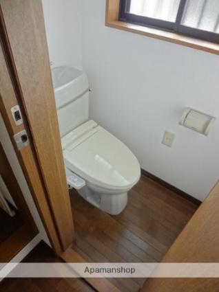 曽根タウンハウス[3LDK/73m2]のトイレ