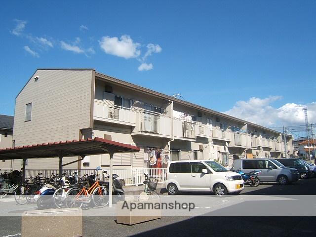 大阪府和泉市、信太山駅徒歩15分の築27年 2階建の賃貸アパート