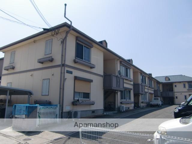 大阪府貝塚市、和泉橋本駅徒歩12分の築24年 2階建の賃貸アパート