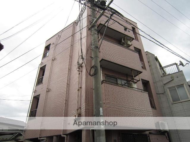 大阪府貝塚市、貝塚駅徒歩3分の築22年 4階建の賃貸マンション