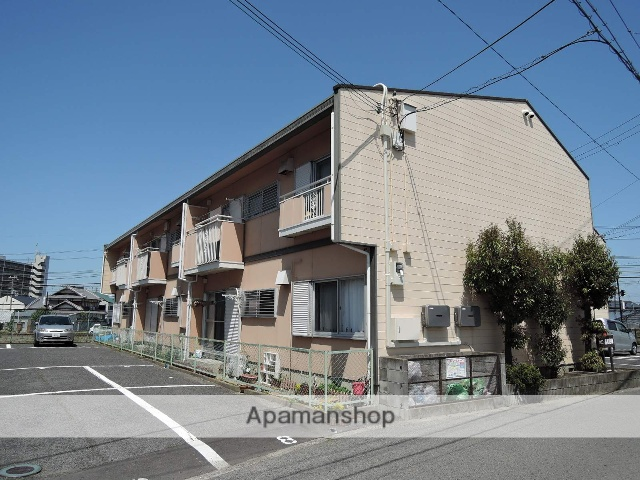 大阪府貝塚市、和泉橋本駅徒歩25分の築29年 2階建の賃貸アパート