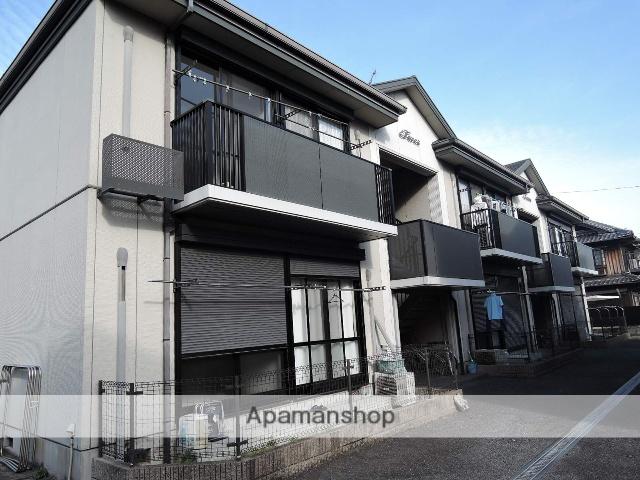 大阪府岸和田市、久米田駅徒歩35分の築17年 2階建の賃貸アパート