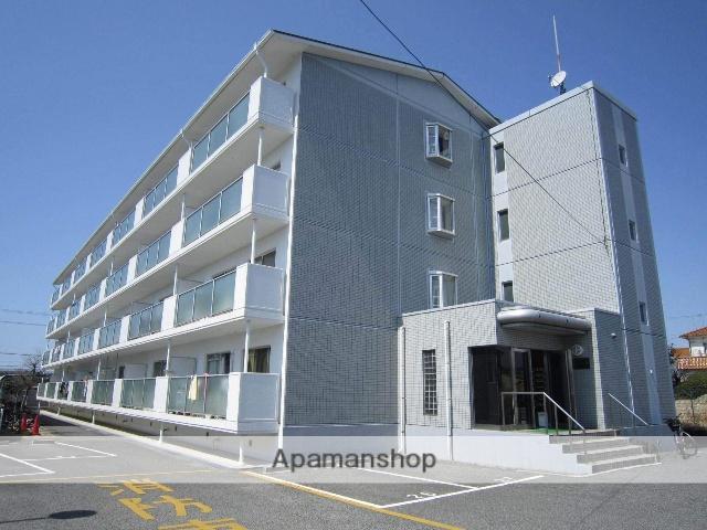 大阪府貝塚市、貝塚駅徒歩29分の築22年 4階建の賃貸マンション