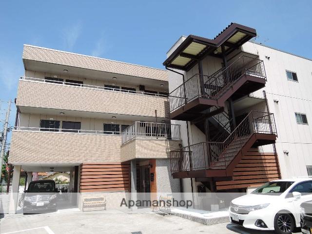 大阪府貝塚市、東貝塚駅徒歩13分の築13年 3階建の賃貸マンション