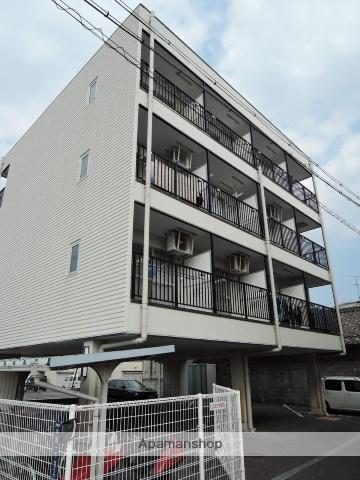 大阪府貝塚市、東貝塚駅徒歩1分の築18年 4階建の賃貸マンション
