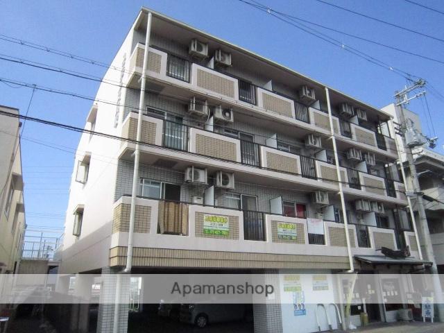 大阪府貝塚市、東岸和田駅徒歩23分の築27年 4階建の賃貸マンション