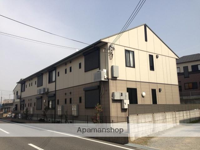 大阪府貝塚市、東貝塚駅徒歩9分の築12年 2階建の賃貸アパート