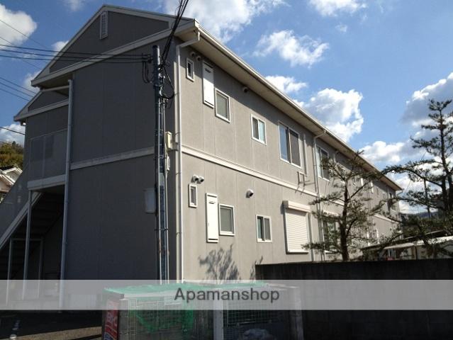 大阪府貝塚市、三ツ松駅徒歩24分の築20年 2階建の賃貸アパート