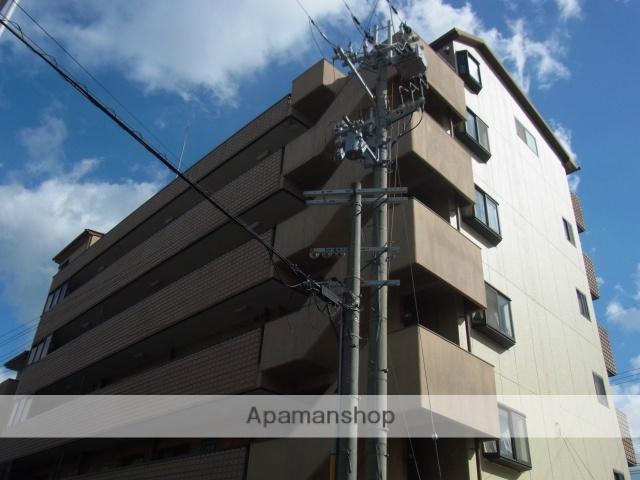 大阪府泉佐野市、二色浜駅徒歩18分の築28年 6階建の賃貸マンション