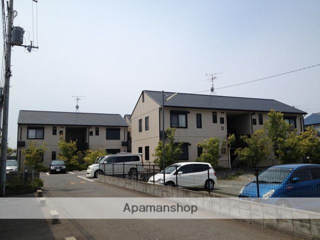 大阪府貝塚市、貝塚市役所前駅徒歩9分の築19年 2階建の賃貸アパート