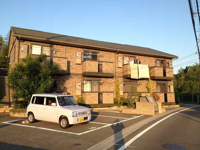 大阪府泉南郡熊取町、東佐野駅徒歩37分の築10年 2階建の賃貸アパート