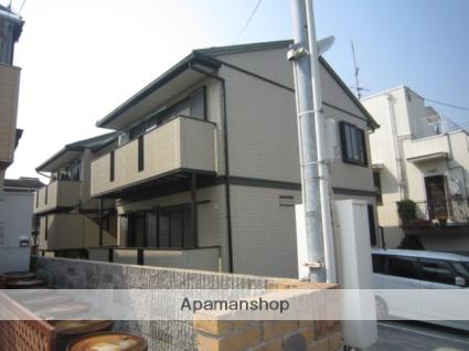 大阪府貝塚市、貝塚駅徒歩23分の築20年 2階建の賃貸アパート