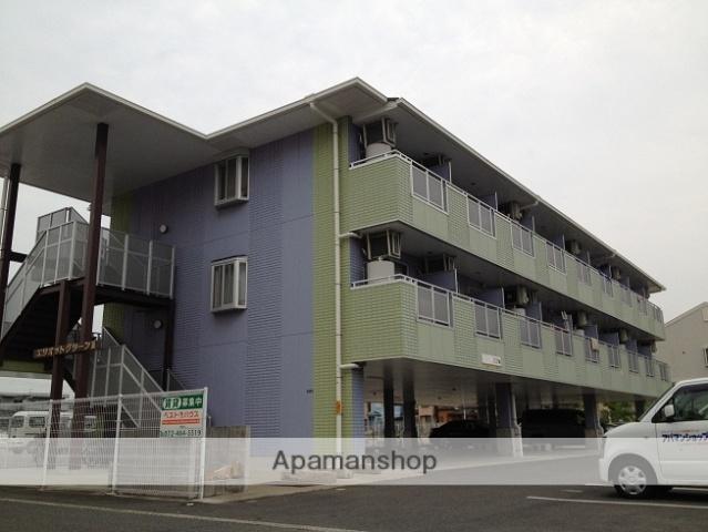 大阪府泉佐野市、日根野駅徒歩28分の築8年 3階建の賃貸アパート