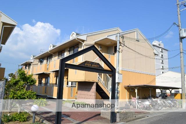 大阪府泉佐野市、熊取駅徒歩44分の築24年 2階建の賃貸アパート