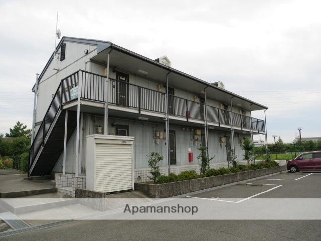 大阪府泉佐野市、熊取駅徒歩16分の築20年 2階建の賃貸アパート