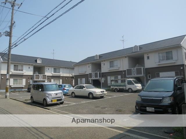 大阪府泉佐野市、熊取駅徒歩33分の築24年 2階建の賃貸アパート