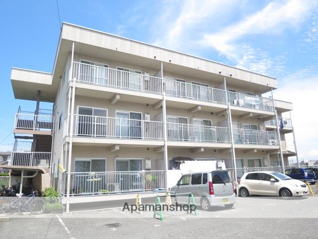 大阪府泉南市、新家駅徒歩9分の築20年 3階建の賃貸マンション