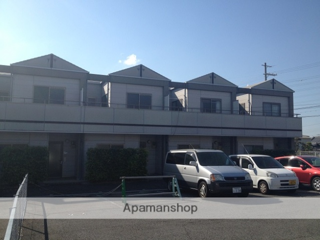 大阪府泉佐野市、日根野駅徒歩16分の築19年 2階建の賃貸タウンハウス