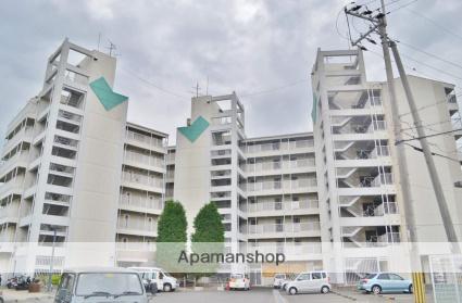 大阪府泉佐野市、りんくうタウン駅徒歩10分の築22年 7階建の賃貸マンション