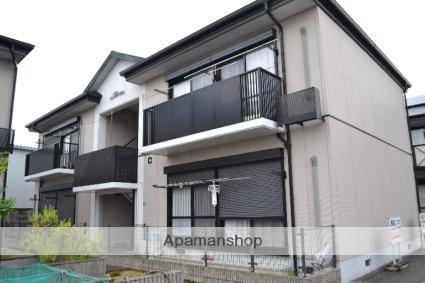 大阪府泉南市、和泉砂川駅徒歩27分の築19年 2階建の賃貸アパート
