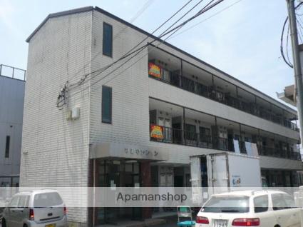 大阪府泉佐野市、りんくうタウン駅徒歩23分の築28年 3階建の賃貸マンション