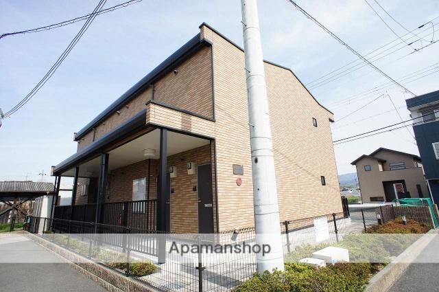 大阪府貝塚市、森駅徒歩1分の築4年 2階建の賃貸アパート