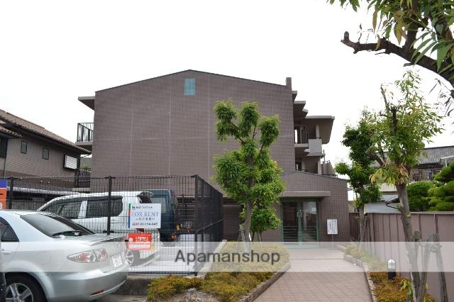 大阪府泉佐野市、熊取駅徒歩34分の築20年 3階建の賃貸マンション