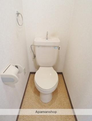 シティパレス熊取[1K/22m2]のトイレ