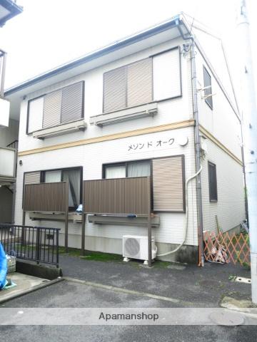 大阪府泉佐野市、長滝駅徒歩16分の築23年 2階建の賃貸アパート