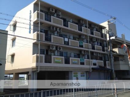 大阪府貝塚市、東貝塚駅徒歩2分の築28年 4階建の賃貸マンション