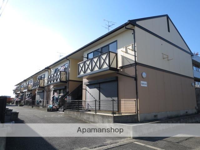 大阪府泉佐野市、日根野駅徒歩30分の築19年 2階建の賃貸アパート