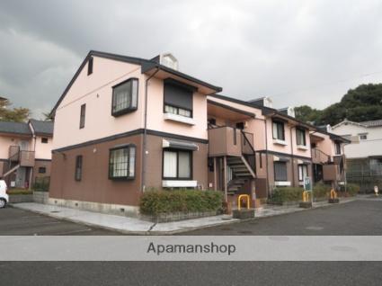 大阪府貝塚市、森駅徒歩12分の築18年 2階建の賃貸アパート